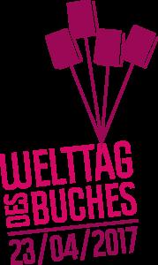 Welttag des Buches Logo