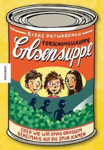 Buchcover Korschungsgruppe Erbsensuppe, Verlag Knesebeck