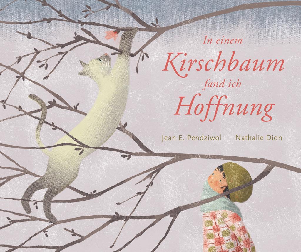 Ein poetisches Bilderbuch über die Hoffnung mitten im Winter